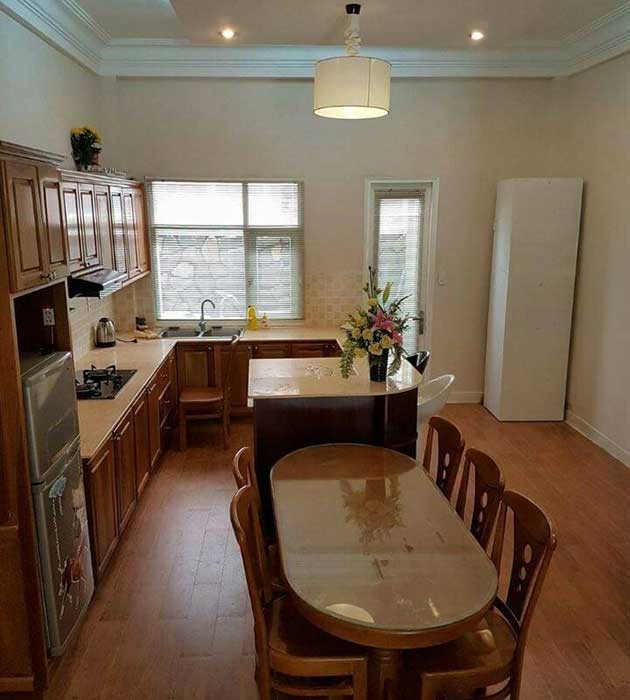 Phòng bếp và nhà ăn